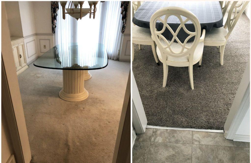 Carpet Repalcement